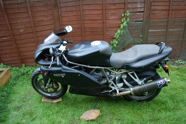 for sale ducati 750 ss ie year 2001 15000 miles - ducati sporting club