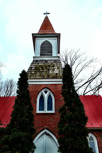 Historic Wanderings: Old Church of the Good Shepherd, Burke, VA