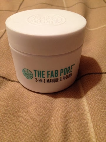 fab pore facial peel