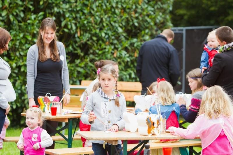 Kinderworkshop Pinksterfair Slot Zeist