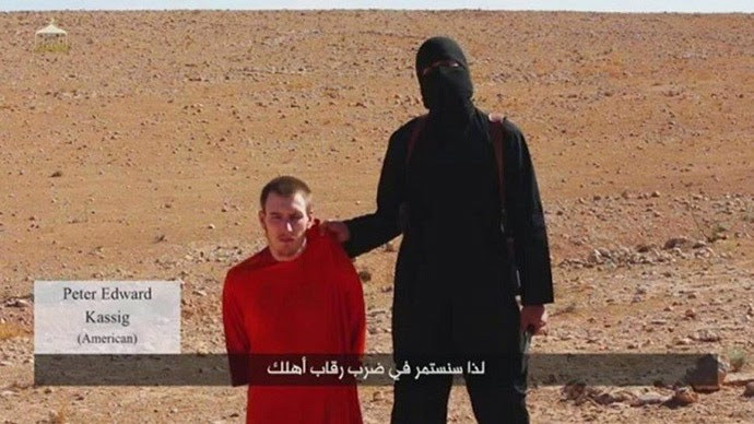 Islamic State decapitates American convert to Islam