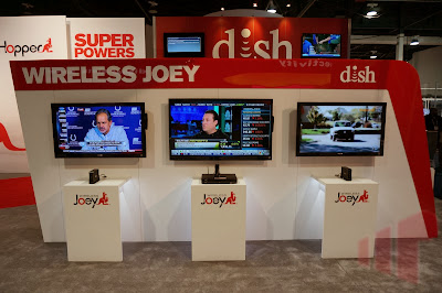 Wireless Joey - Dish Network