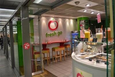 fresh&go Düsseldorf