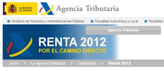 Cómo entregar la Declaración de la Renta 2012 por Internet con el programa PADRE