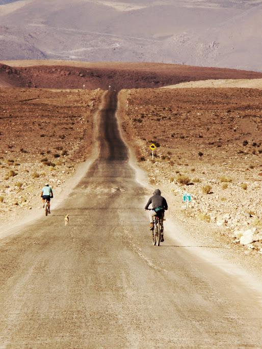Excursiones en bici desde San Pedro de Atacama