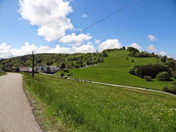 Le hameau de la Croisette
