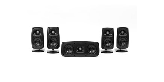 Post image for Klipsch Quintet 5.0 Home Theater Speaker System