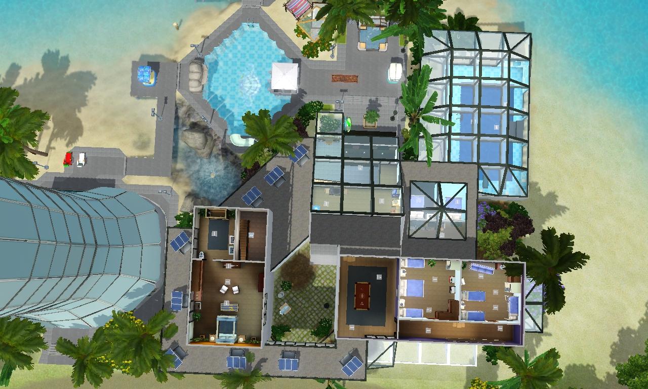[Tutorial] Cómo tener un hotel 5 estrellas sin necesidad de gastar simoleones. Screenshot-64