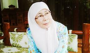 Wan Azizah ganti Anwar di Kajang
