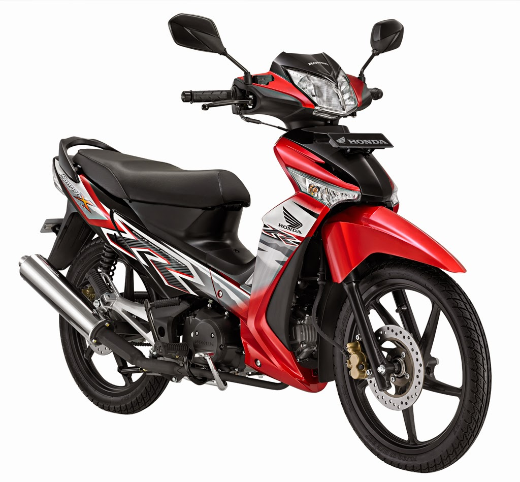 Honda Supra X 125 Modifikasi Touring