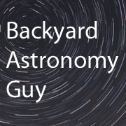 Marty Mcguire (Backyard Astronomy Guy)