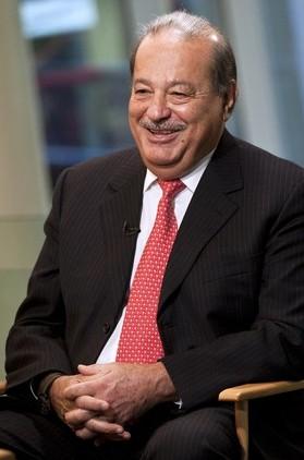 Mexikaner Carlos Slim ist der reichste Mann der Welt