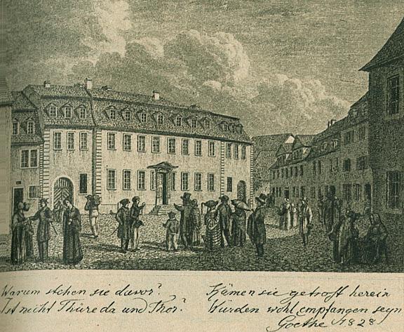 Goethe szülőháza