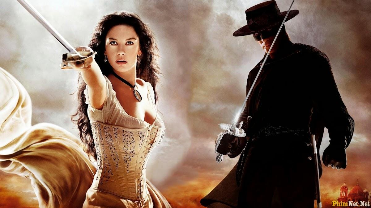 Xem Phim Huyền Thoại Zorro - The Legend Of Zorro - Wallpaper Full HD - Hình nền lớn