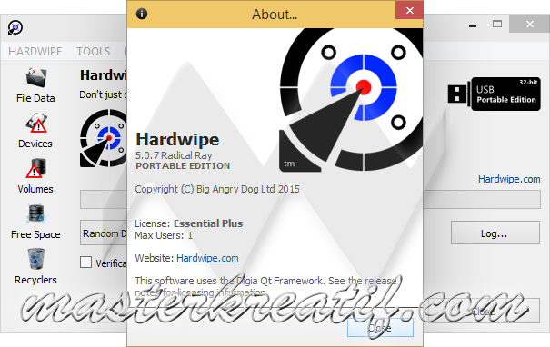 Hardwipe 5.0.7 Full Version