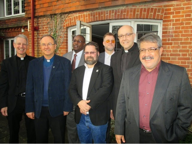 « WORKING AGREEMENT SIGNED BETWEEN ILK AND LCMS ILC Executive meets inEngland, plans for 2015 World Conference