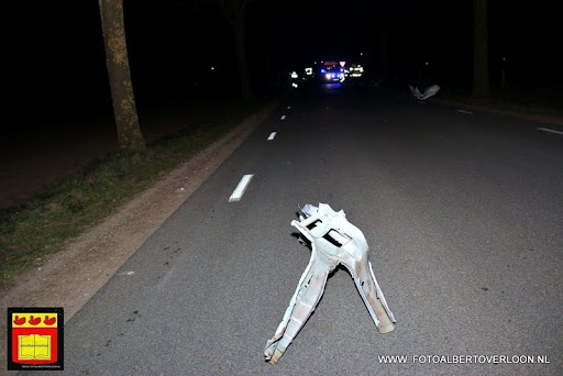 Ongeval  met letsel op de rondweg in overloon 06-04-2013 (7).JPG