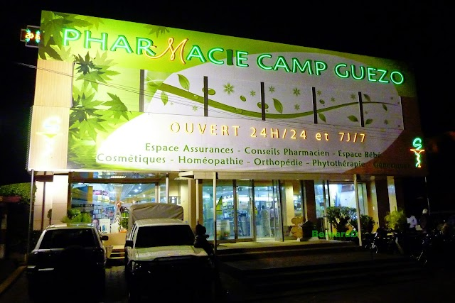 Pharmacie de Camp Guezo