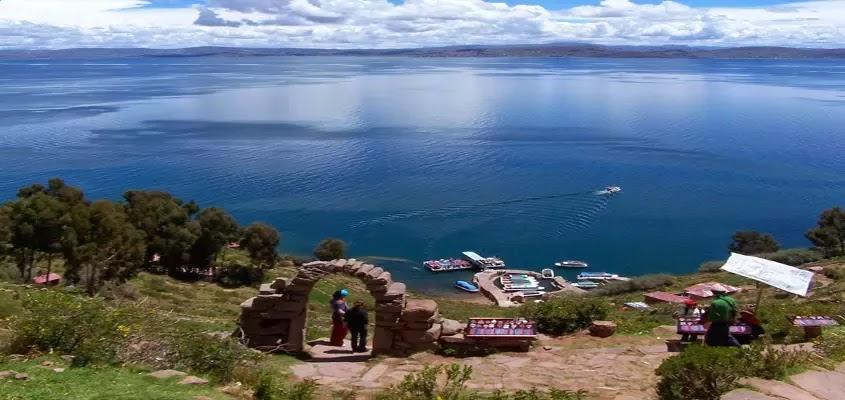 VISTAS PANORAMICAS DEL TITICACA EN TAQUILE | TOUR ISLA TAQUILE TRADICIONAL