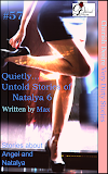 Cherish Desire: Very Dirty Stories #57, Quietly..., Angel, Untold Stories of Natalya 6, Natalya, Max, erotica