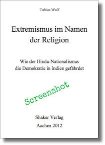 [Wolf: Extremismus im Namen der Religion]