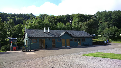 Exebridge Lakeside Caravan Club Site at Exebridge Lakeside Caravan Club Site