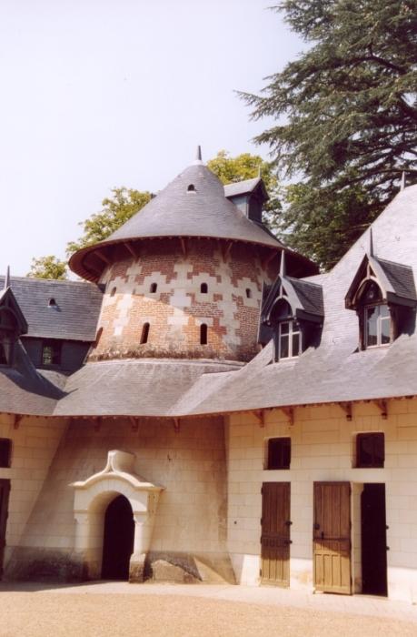 шомон сюр луар