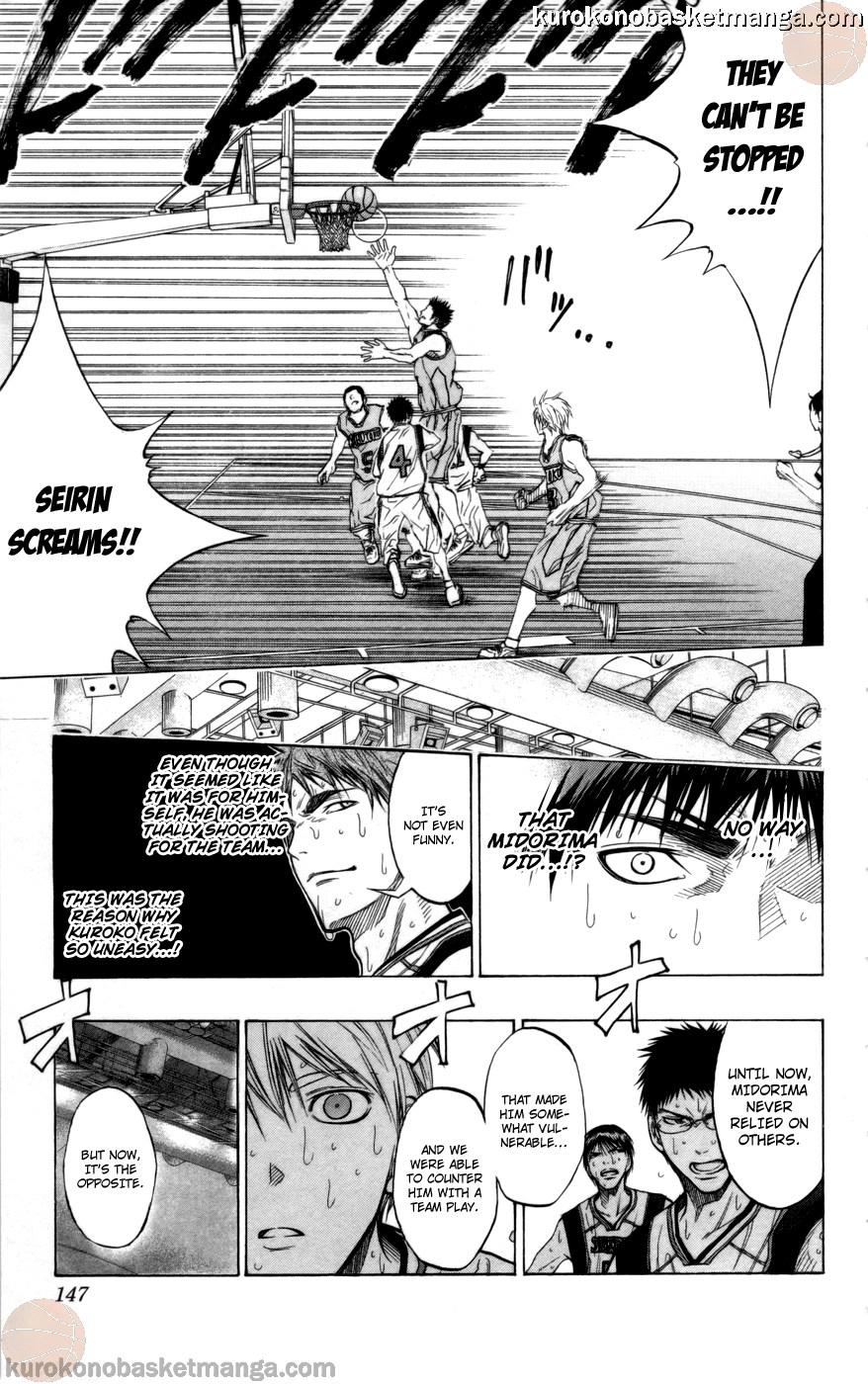 Kuroko no Basket Manga Chapter 87 - Image 21