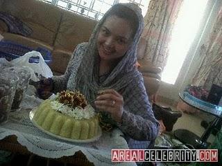 Gambar Siti Nurhaliza di perkahwinan adik lelakinya, Ali