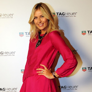 Who is Maria Sharapova - UnOfficial Page?