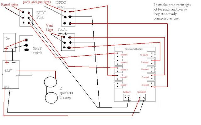 ryno v schematics – comvt, Schematic