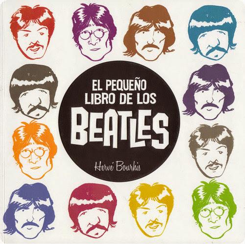 El pequeño libro de los Beatles – Bourhis Cómic Español