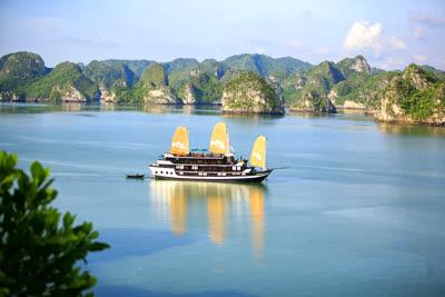 越南下龙湾旅游攻略