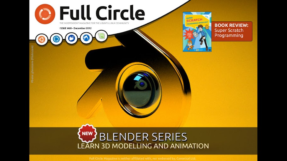 Full Circle Magazine Issue 68 Out Now