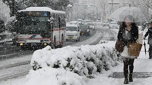 khí hậu mùa đông
