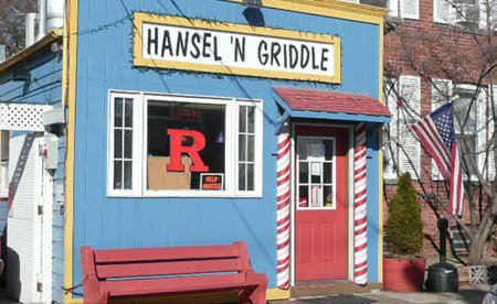 Hansel And Griddle >> Rutgers Memory Hansel N Griddle Theerichammer Com