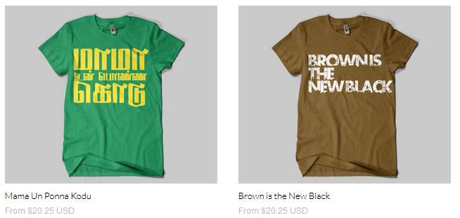 Tamil T-shirts Online
