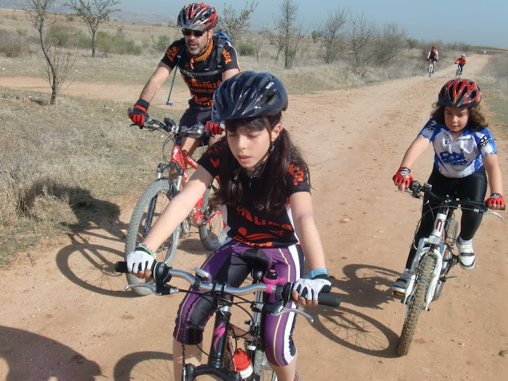 Red MTB Aranjues 2012 - Altillo Bike Rivas