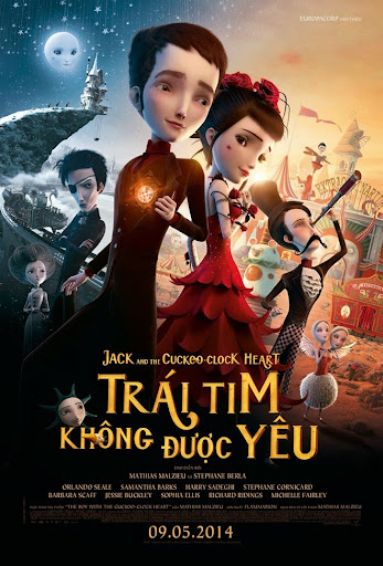 The Boy With The Cuckoo Clock Heart - Trái Tim Không Được Yêu | Jack and the Cuckoo-Clock Heart