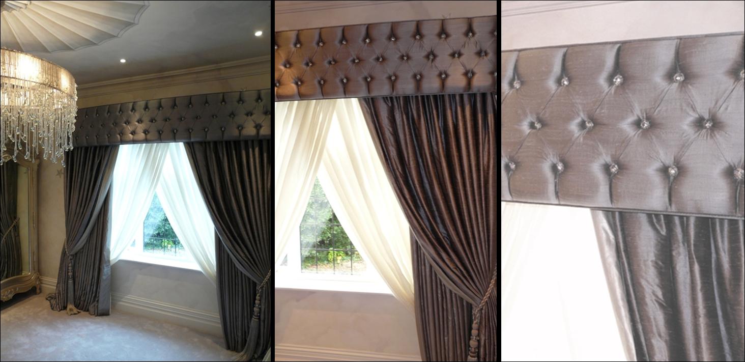 designer laura mccree glamorous curtain design by laura mccree interior designer. Black Bedroom Furniture Sets. Home Design Ideas