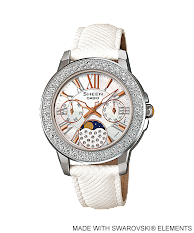 Casio Sheen : SHE-3501SBD