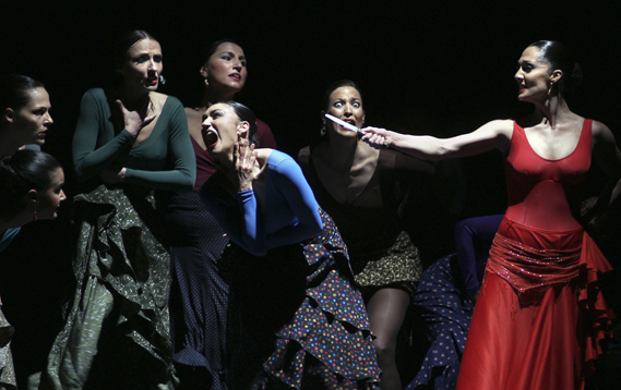 Avance de la Temporada 2012-2013 en Los Teatros del Canal