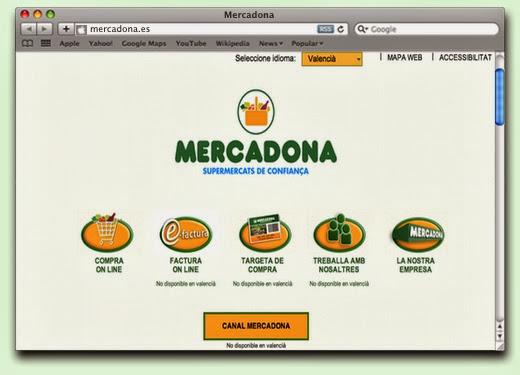 Mercadona (valencià)