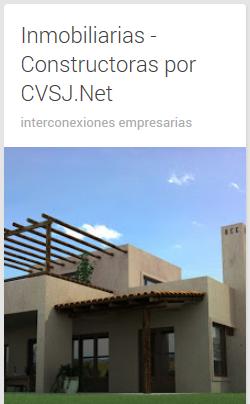 INMOBILIARIA - CONSTRUCTORA