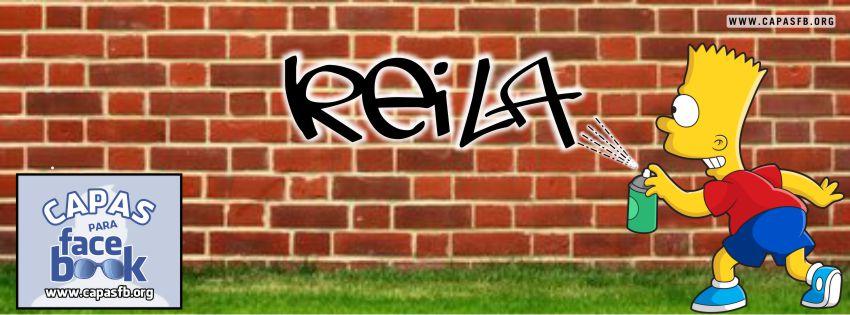 Capas para Facebook Keila