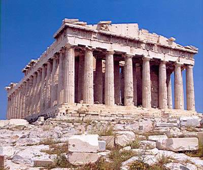 La f bula del tiempo im genes de grecia for Epoca clasica
