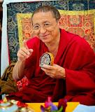 צ'וקי נימה רינפוצ'ה, מורה בודהיסטי
