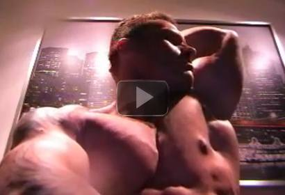 Muscle Worship Hot Dude