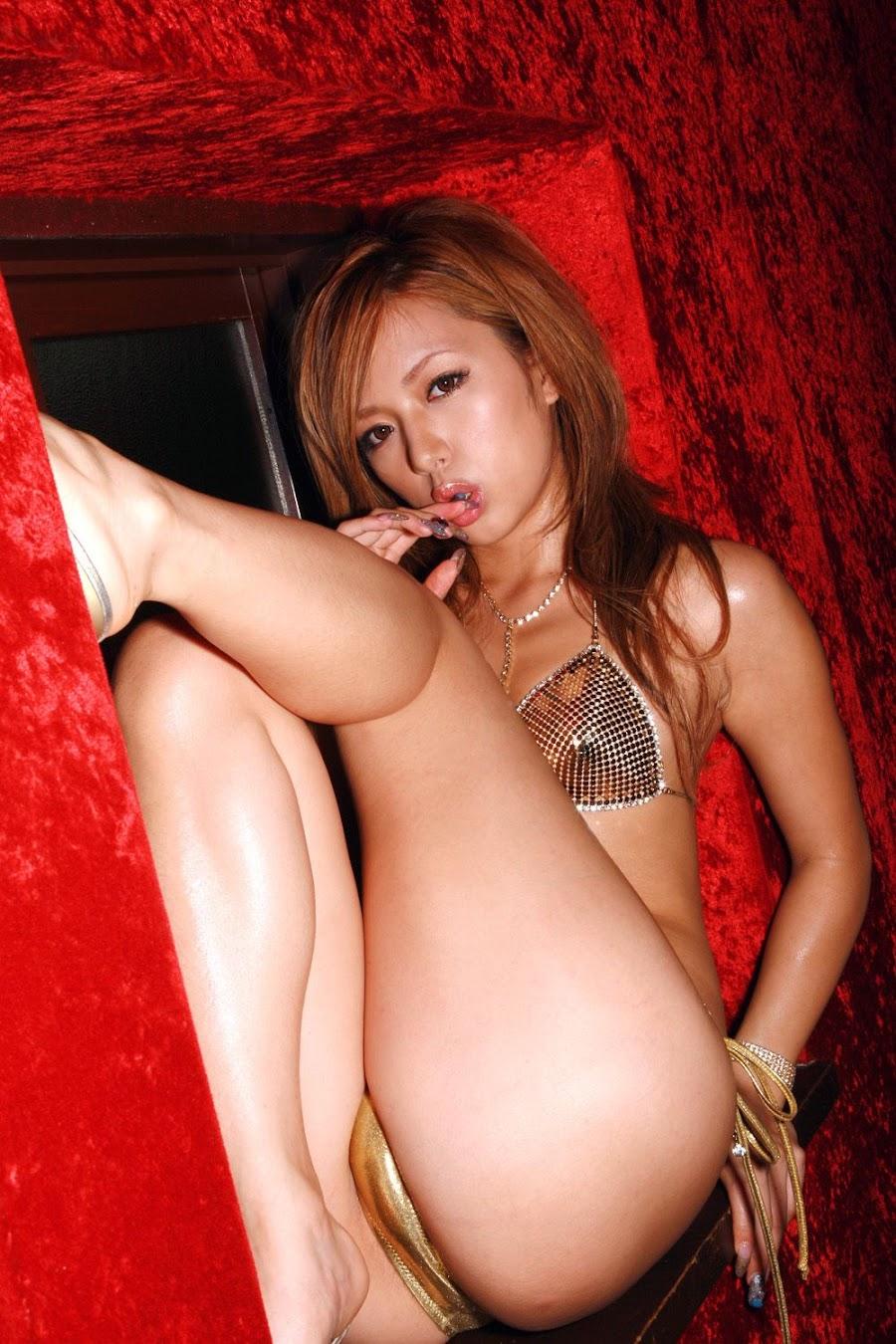 Risa Kouda - Japanese gravure idol and AV Idol