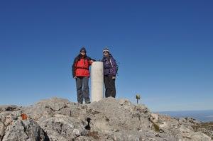 Subida al pico Mágina y refugio de Miramundos